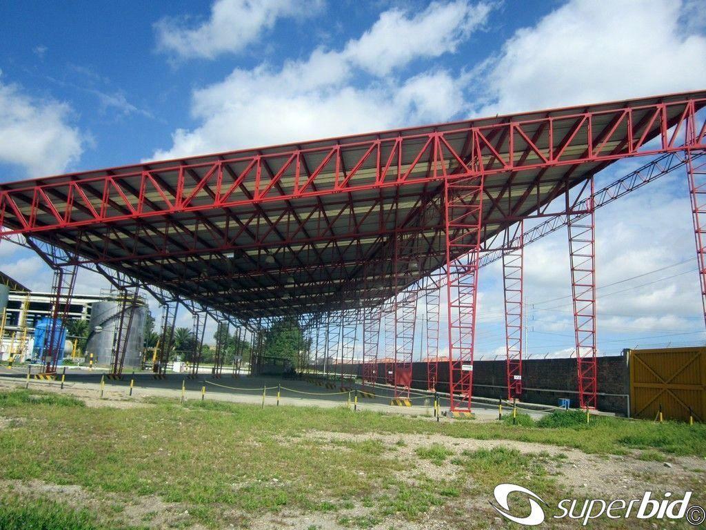 Estructura Metalica Para Cubiertas. Cool Estructura Metlica Para ...