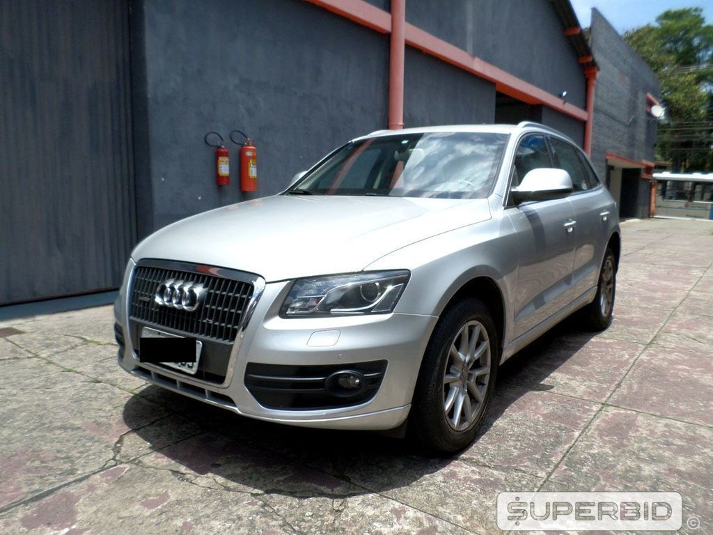 AUDI Q5 2.0 TURBO FSI (BLINDADO), 2011/2012